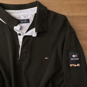 Tommy Hilfiger Long Sleeves Polo